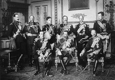 Despite the best efforts of Queen Victoria, Edward VII, Tsar Nicholas II and George V all loathed Germany's Kaiser Wilhelm II. Wilhelm Ii, Kaiser Wilhelm, History Online, World History, World War One, First World, Funeral, Bulgaria, King George I