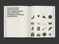 My First Dictionary by Jiyeon Kim – SVA Design