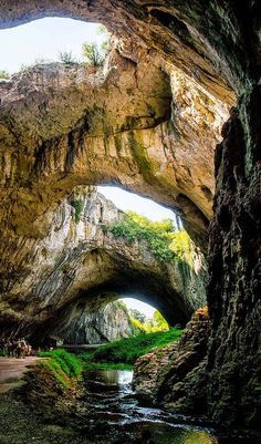 10.Devetashka Cave, Bulgaria More http://ideasforbeautypic.com/travel/42-of-the-most-beautiful-places-in-the-world.html