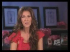 Celine Dion - Biography Channel, 2005 (Part 1/6)