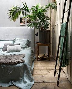 Natural look slaapkamer