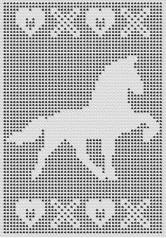 Crochet Pattern/Patterns - HORSE afghan pattern | Craft ...
