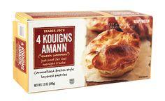 Trader Joe's Kouigns Amann - REALLY yummy!