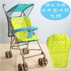 Rainbow Cotton Stroller Liner Seat Cushion,Waterproof Child Carriage Thick Mat,Baby Car Umbrella Cart Pad,Stroller Accessories