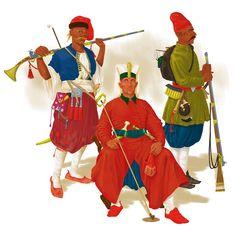 Turkey; Russo-Ottoman War 1711 Turkish Military, Turkish Army, Old Warrior, Historia Universal, Imperial Army, Ottoman Empire, Central Asia, Napoleon, 18th Century