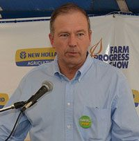 Ag Groups Show United Front for Farm Bill Now Rally