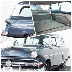 '54 Ford Ranch Wagon | Hemmings