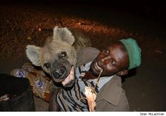 The hyena men of Harare, Ethiopia