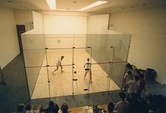 in home squash court - Buscar con Google