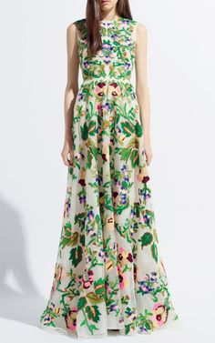 Valentino Resort 2014 Trunkshow Look 37 on Moda Operandi
