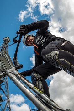 Fahrradmesse unterm Berliner Funkturm Nach einigen Jahren Abstinenz haben wir…