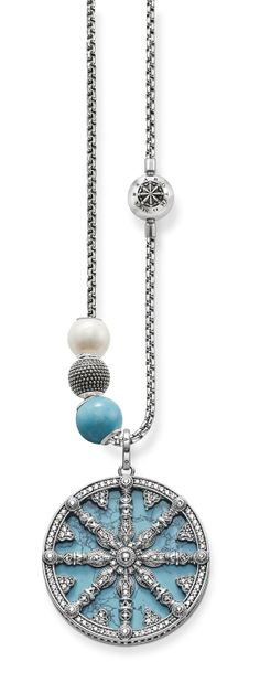 Just the chain Chris! Summer #feeling by #THOMASSABO: http://shop.thomassabo.com/XX-xx/sterling-silver/karma-beads/anhaenger/ov