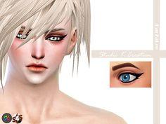 YamiYugi eyeliner at Studio K-Creation via Sims 4 Updates
