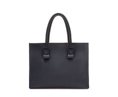 ZARA - WOMAN - LIMITED EDITIONSTRUCTURED LEATHER SHOPPER