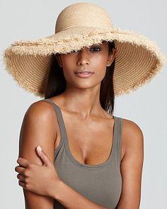 Helen Kaminski Vilamoura Novelty Fringe Hat | Bloomingdale's