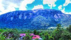 Location Bukit Kelam,Sintang West Kalimantan