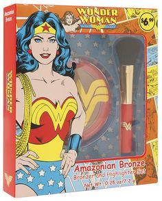 New Wonder Woman Beauty Collection Now Available Online   Nouveau Cheap