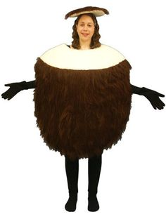 Coconut Costume – partywiththis.com