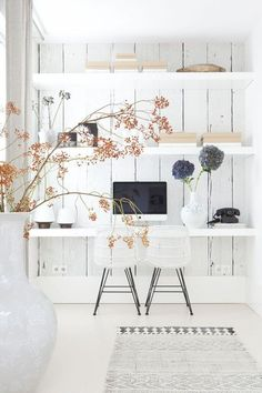 Minimalist Office Inspo