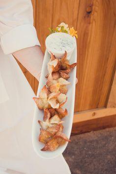 Kate Harrison Photography wedding food