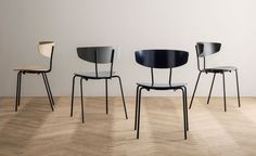 What better way to celebrate a decade of design than by branching into new (furniture) territory? To commemorate their landmark anniversary, Danish brand Ferm LIVING has launched three new designs – including their first ever chair, the 'Herman'; a t...