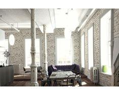 Vliestapete New England Mauerstein Ziegel jetzt kaufen bei HORNBACH Österreich