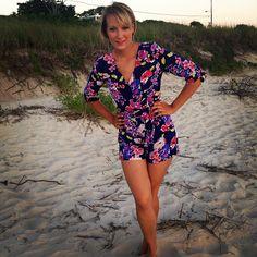 @dianka_manana wears the Liz romper #yumikim