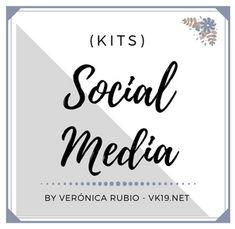 Social Media Kits Folder Cover for Pinterest by Vk19.net