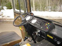 Scania 141 Interior