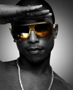 #Pharrell Williams.