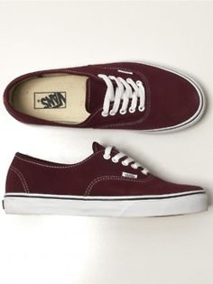 Vans shoes very comfy and robust. My little girl wants some and they are cute!!!!