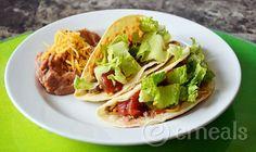 15 Minute Easy Taco Dinner