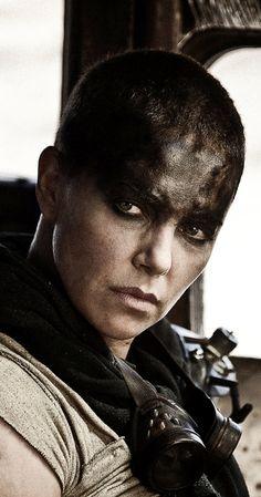 Mad Max: Fury Road (2015) Charlize Theron Imperator Furiosa