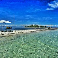 Bohol Island is just one of the best secret #beaches on earth. Picture courtesy of lakwatseron_guapo's #TLPicks on Instagram