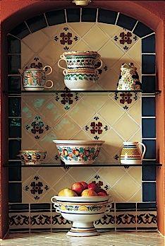 1000 images about cocinas al estilo mexicano on pinterest - Fotos de cocinas antiguas ...
