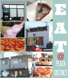 Favorite places to eat at the Plaza District in OKC