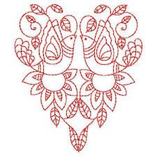 Image result for embroidery designs flowers and butterflies