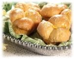 Yeast Free Bread Rolls Recipe.  Very easy.  Made 11/27/12.  Pretty good when you need something bread-like!