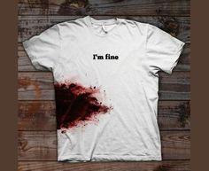 Zombie tee – I WANT!