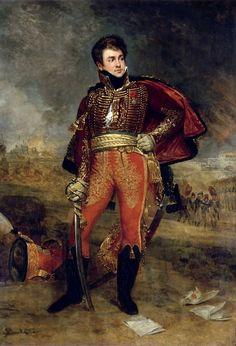 François Louis, comte Fournier-Sarlovèze, né à Sarlat, le 6 septembre 1773 et mort à Paris le 18 janvier 1827, est un général d'Empire français.