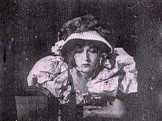 """The close-up is born. Mary Pickford in DW Griffith's """"Friends"""". 1912"""