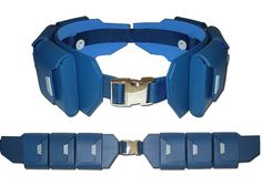 Step by step guide to making a foam (Captain America) utility belt. by blanca