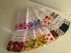toalha de prato barrado - Pesquisa Google