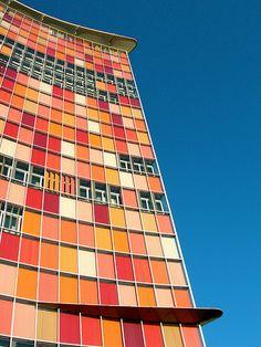 GSW Building, Mitte, Berlin, Germany