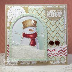 Snowman C00,BV20,BV23 Scarf R30,35,39,59 Hat E31,33,25 Nose E95,97 Background BG10,11,90,Colorless blender