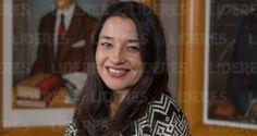 María Fernanda Evia, líder de investigación.-Montse O.