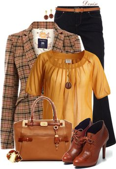 """""""Check Riding Jacket"""" by deniselanders on Polyvore"""