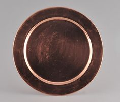 Copper Charger love this!