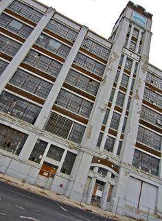 The Mirro Aluminum Plant In Manitowoc Wisconsin