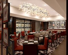 Online Exclusive: The Dining Room at Hilton Short Hills - Short Hills, New Jersey